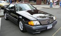 Mercedes w129 SL